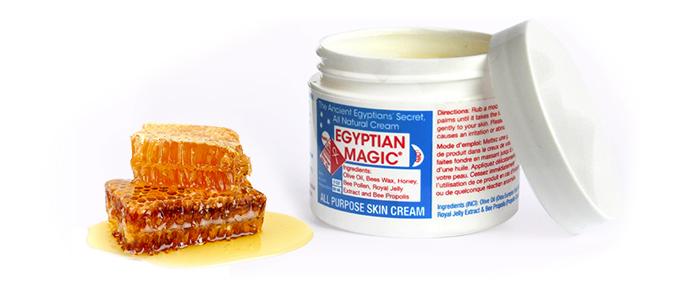 Egyptian Magic - naravna krema iz čebeljih proizvodov in oljčnega olja