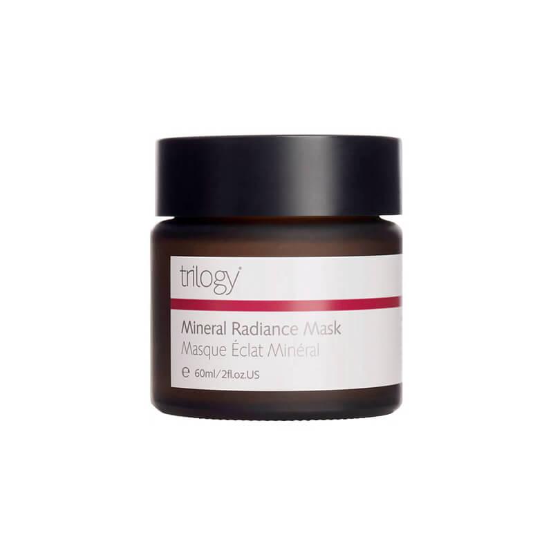 Mineralna maska s šipkovim oljem