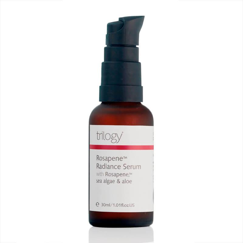 Rosapene serum za obraz s šipkovim oljem
